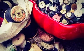Les petits boutons...