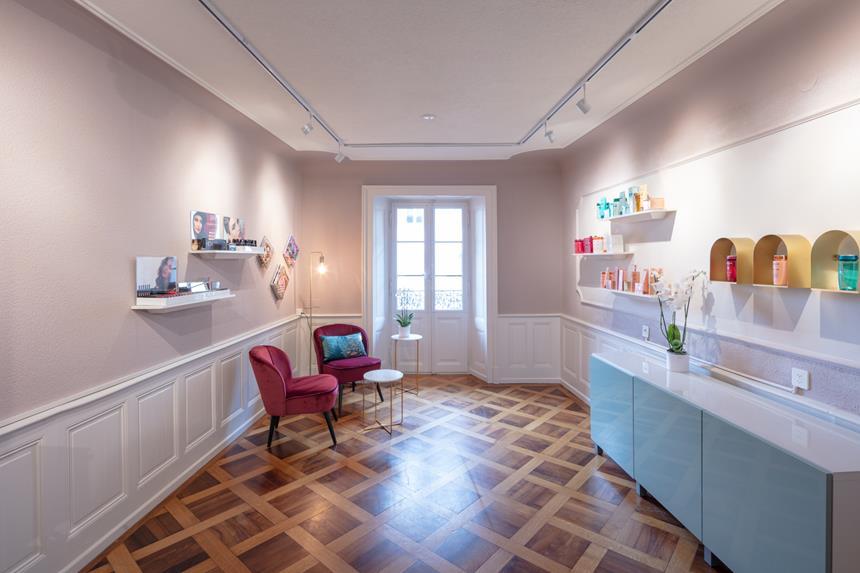 Salon Pascale Coiffure Maquillage Sion Valais Suisse