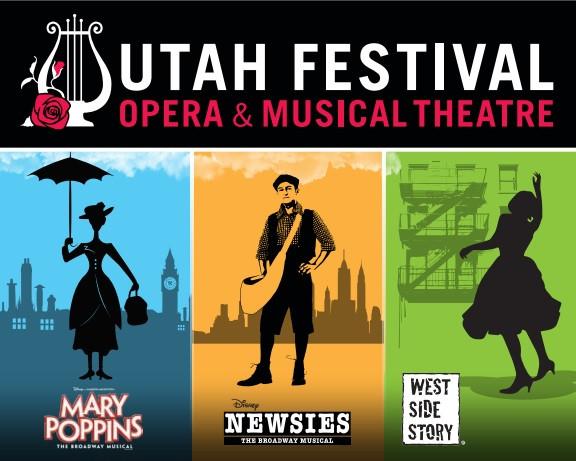 Mary Poppins--Ensemble; Newsies--Medda Larkin (u/s); West Side Story--Consuelo