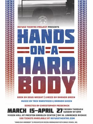 Hands on a Hardbody, 2019