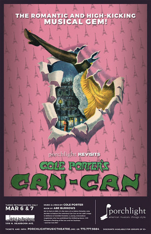 Can-Can, 2019