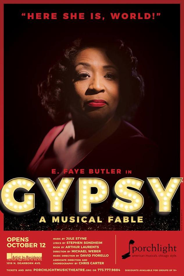 Gypsy, 2018
