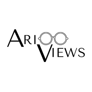 Click here for a direct link to my blog, Ari Views.