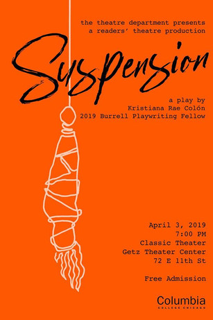 Suspension, 2019