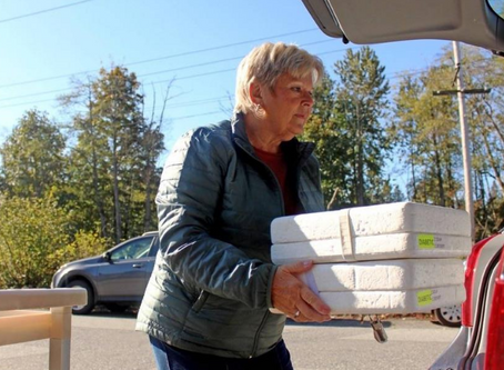 Surrey-North Delta's Meals on Wheels Continues to Thrive During Difficult Times