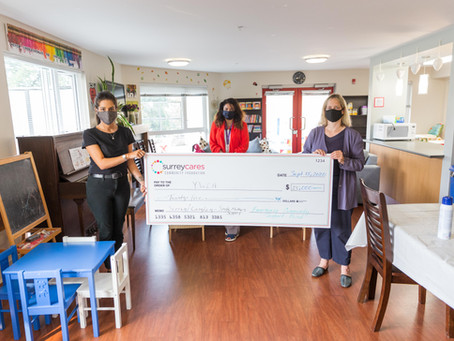YWCA Metro Vancouver offers comprehensive services to single mothers in the community