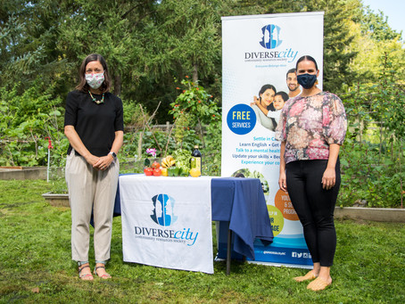 DIVERSEcity Community Resources puts $45,000 to work to address food insecurity