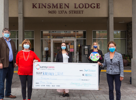 Kinsmen Lodge's music therapy initiative supports the wellbeing of elders with dementia