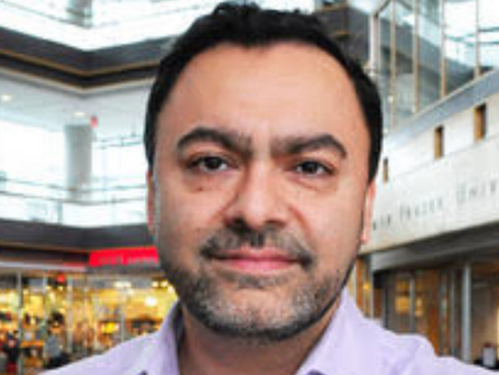 In conversation and connection with Nav Chima of SurreyCares' Board of Directors