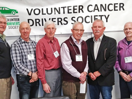 Compassionate citizens help Volunteer Cancer Drivers Society Experience Astronomical Growth