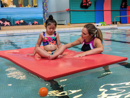 Hydrotherapy pool provides life-changing moments in Surrey