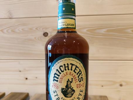 Michter's US-1 Straight Rye