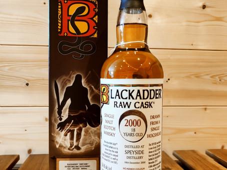 Blackadder Raw Cask Speyside 2000 18y