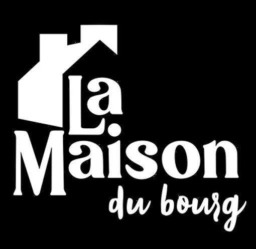 Logo de La Maison du bourg. Bureaux, coworking et espaces partagés à Plonéour-lanvern (proche Pont l'abbé et Quimper)