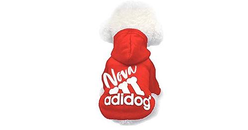 Adidog Hoodie (Extra Large)