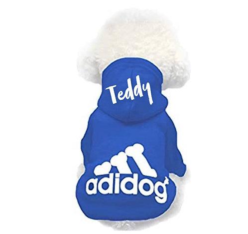 Adidog Hoodie( Medium & Large)