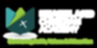 Logo HC with tagline green for dark back