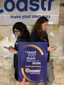 Coastr marketing