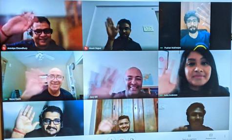 Coastr online meeting