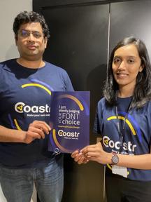 Coastr Product Team