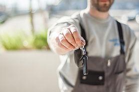 Car rental platform