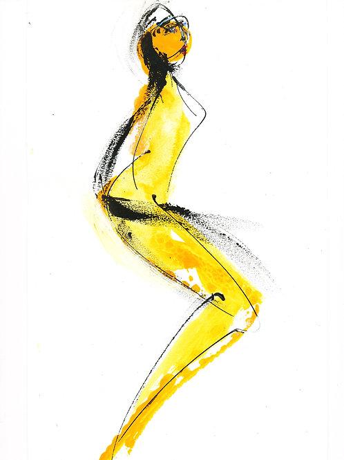 Dancer Yellow