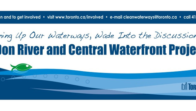 Cleaning Up Our Waterways:  the Don River and Central Waterfront Project