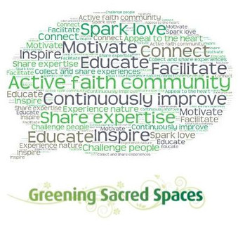 Greening Sacred Spaces Strategic Planning