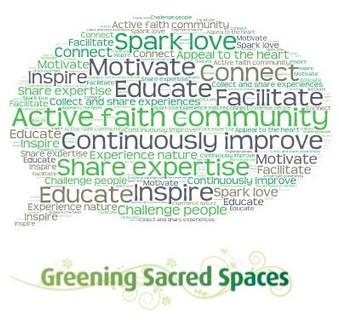 Greening Sacred Spaces Strategic Planning