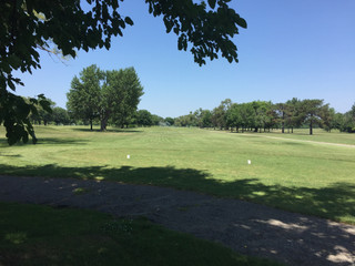 Our golf course is in excellent condition