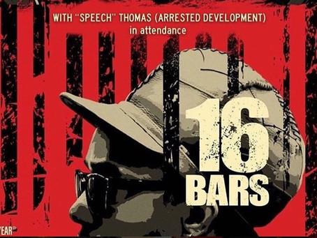 16 Bars One Jail One Recording Studio