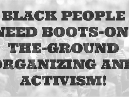 Strengthening Black Organizing Across the United States