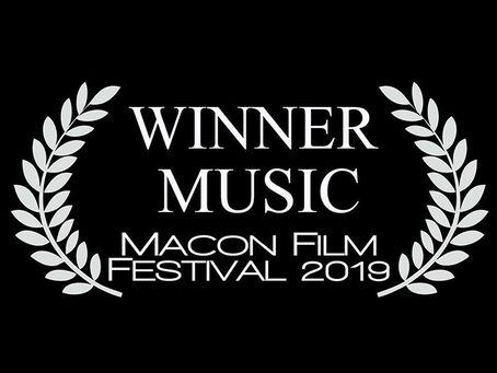 16 Bars Wins 2019 Macon Film Festival Music Category