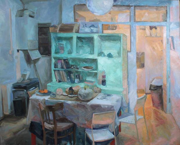 Hackney Interior II