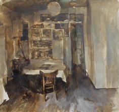 Hackney Interior (Night)