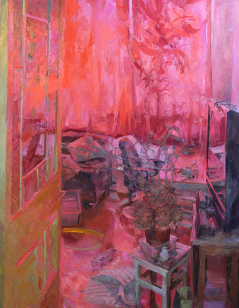 Yu Shan's Room