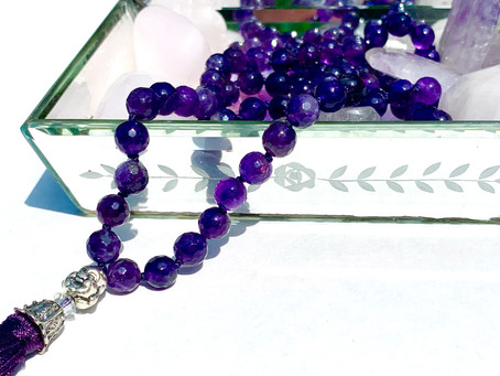 Why Gemstone Mala (Meditation) Bead Sets are so Effective