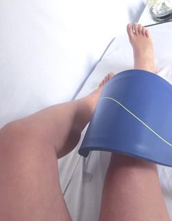 LED for pain management