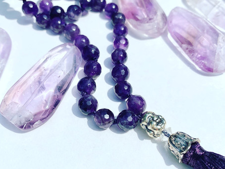 Amethyst & Intuition: The Perfect Pair