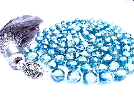 Secret Weapon: My mala beads