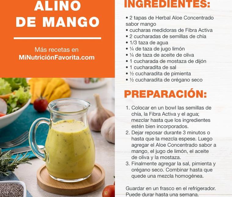 Alino de Mango