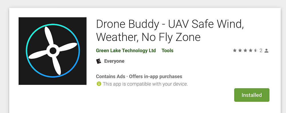 Drone Buddy Android