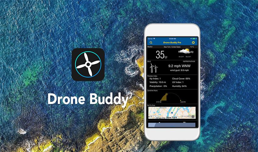Drone Buddy App