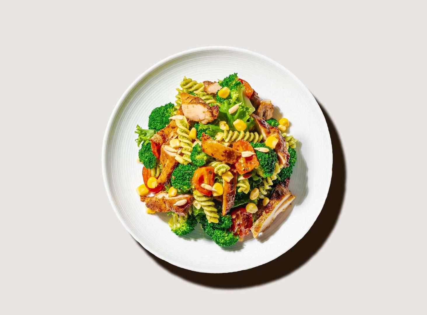 Power Up Chicken Salad Horz