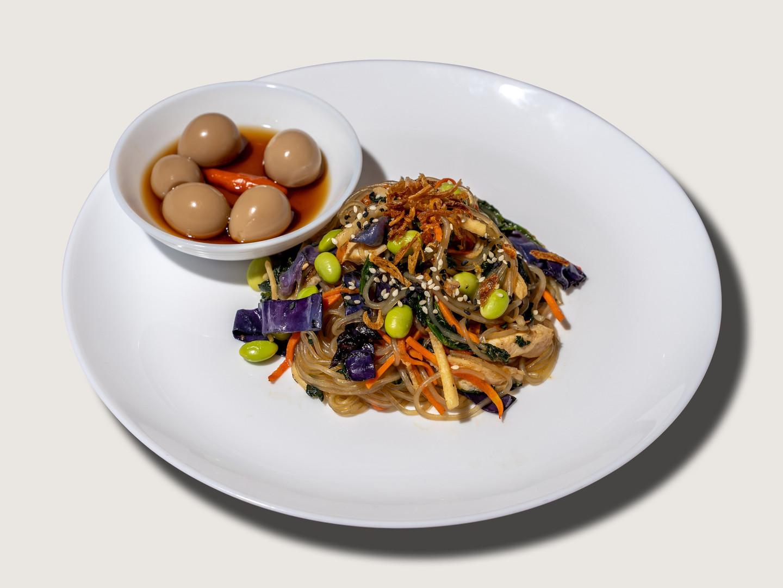 Chicken Japchae