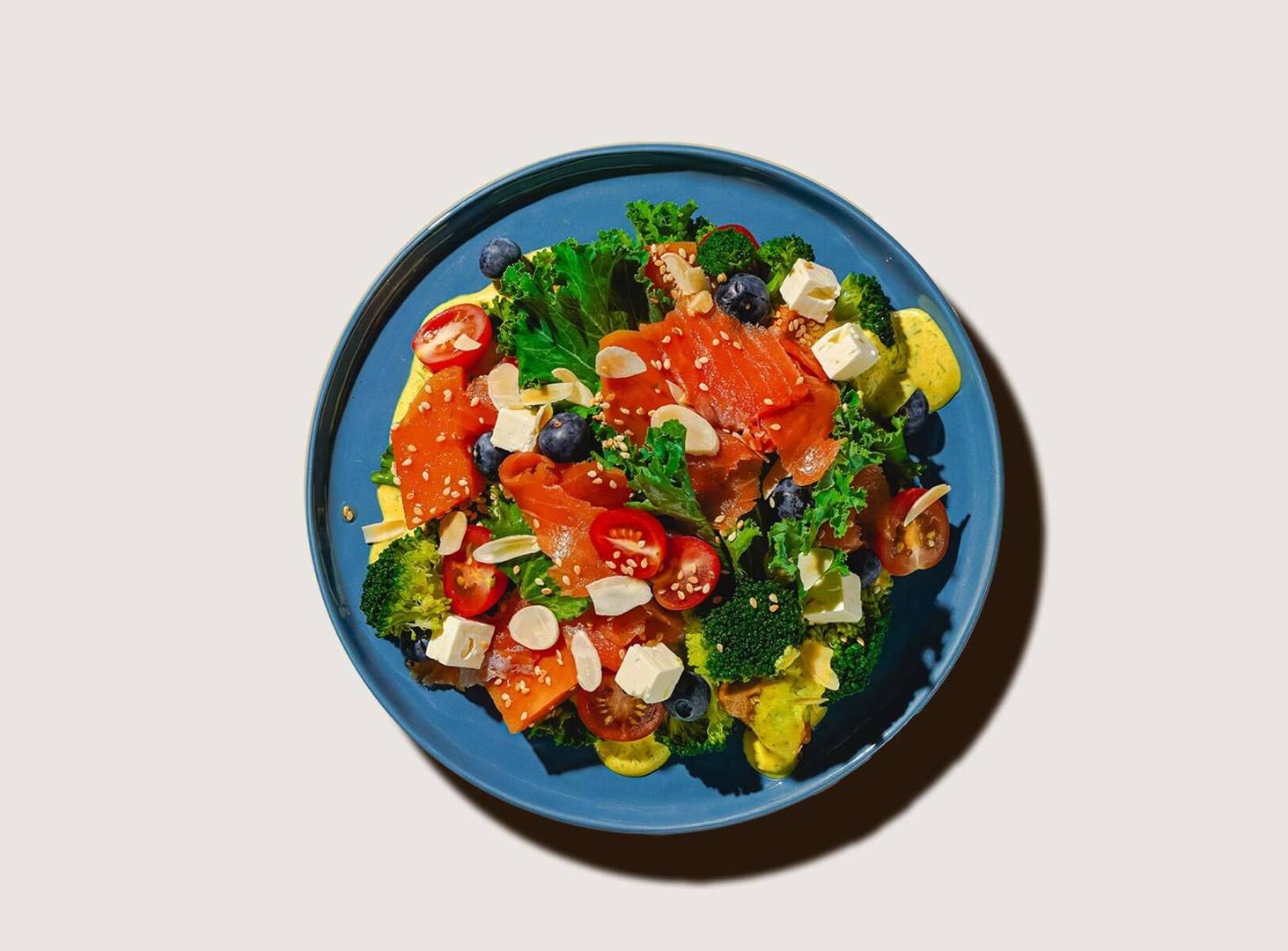 Feel Good Salad Horz