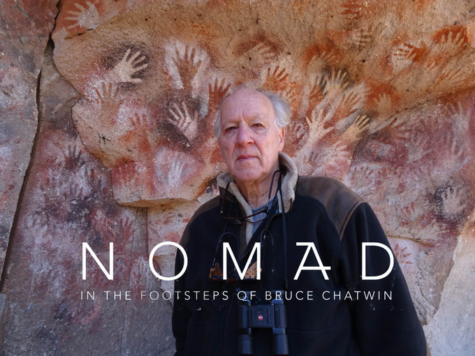 Nomad : In the Footsteps of Bruce Chatwin