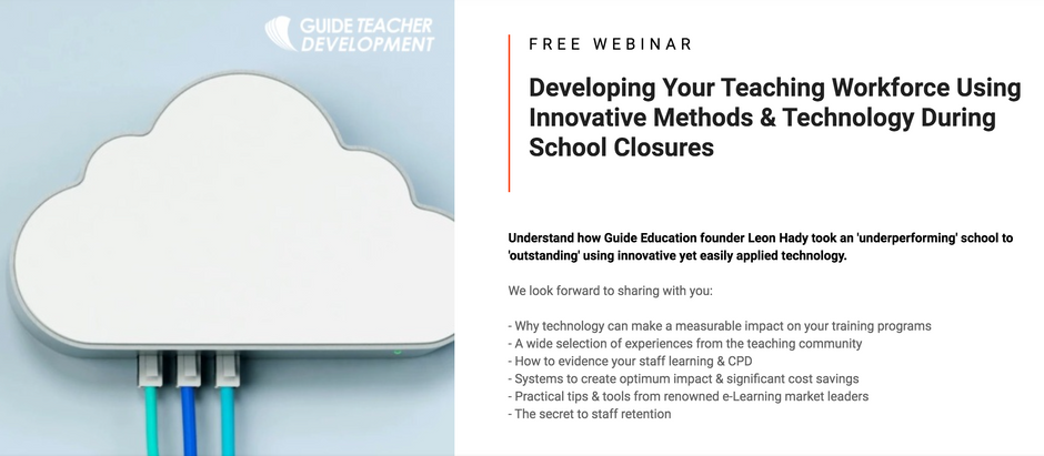 Guide Education on why 'Webinars Can't Be Muted'