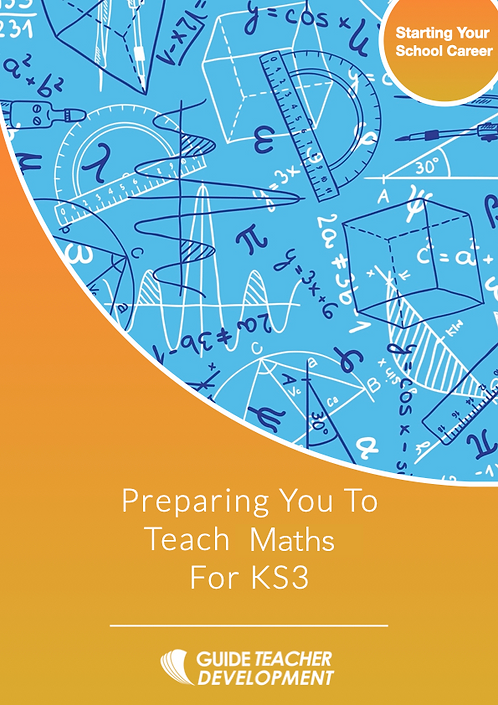 Preparing you to teach Maths for KS3 and above