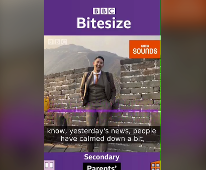 Listen to Guide Education founder Leon Hady talk to BBC Bitesize about Children & Race.